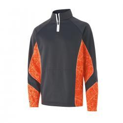 Complex Fleece Pullover