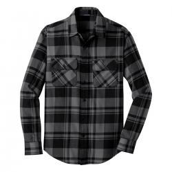 Port Authority Men's Plaid Flannel Shirt