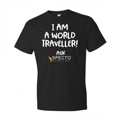 Kegel World Traveller Black Large